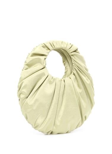 Nanushka Nanushka Anja  Drapeli Kadın EL Çantası 101479810 Yeşil